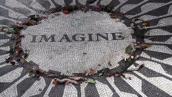 Strawberry Fields, John Lennon Memorial