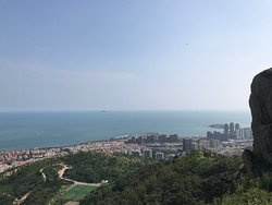 Qingdao Fushan Mountain Park
