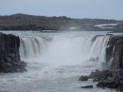 Selfoss (Waterfall)