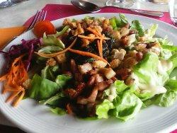 Salade bourguignonne