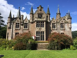 Ecclesgreig Castle & Gardens
