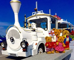 Petit Train Guernsey