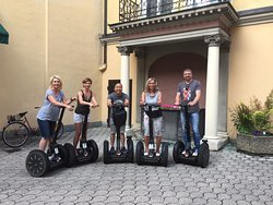Segway Tour Augsburg
