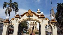 Basilica Menor de Sao Lourenco Martir