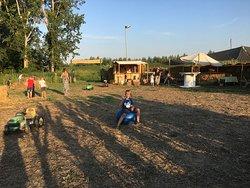 Educational Maize Labyrinth in Osijek