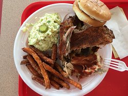 Tops Bar-B-Q Millington