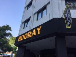 Hooray Boutique Hotel
