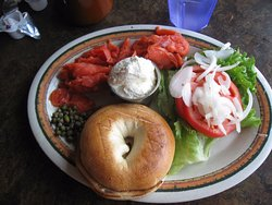 Athenian breakfast