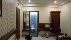 Nice locality, decent stay