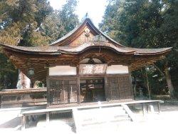 Aburahi Shrine