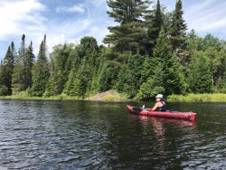 Tickner's Moose River Paddling Trails