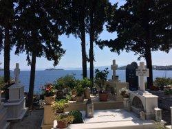 Skiathos Cemetery