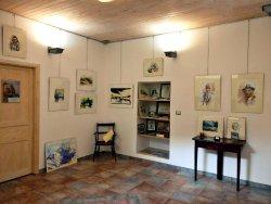 Atelier Pestalozzi - Watercolours by Kim Sommerschield