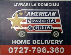 American Pizzeria And Grill Bistrita