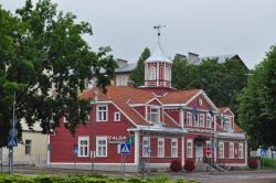 Valga Town Hall