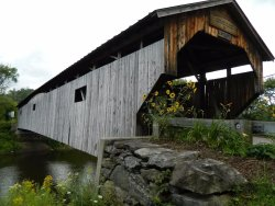 Cambridge Junction Covered Bridge