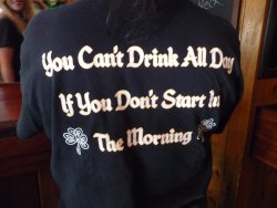 better shirt saying