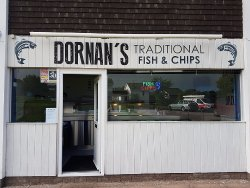Dornan's Fish and Chips Shop