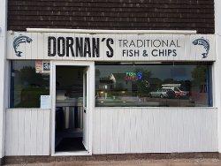 Dornan's Fish and Chips Shop