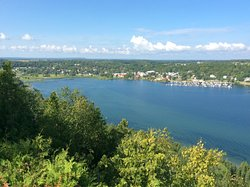 East Bluff Lookout