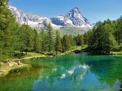Lago Blu