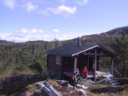 Tur til Blåfjellstua