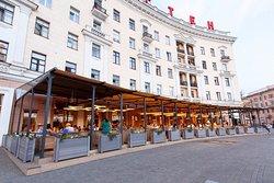 """Ресторан """"Березка"""" - место, где прошлое переплетается с настоящим,создавая свою уникальную атмос"""