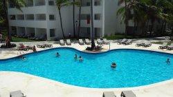 Cinq étoiles, Royal Occidental Punta Cana.