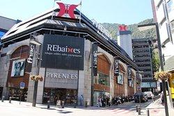 Pyrenees Andorra