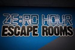 Zero Hour Escape Rooms