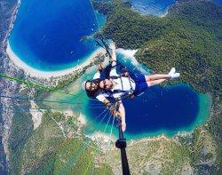 Fly Infinity - Tandem Fly Sports Turizm