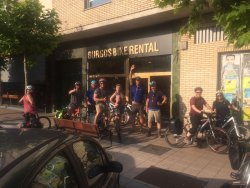 Burgos Bike Rental