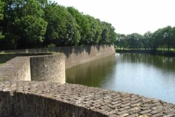 The seventeenth century Vauban ramparts