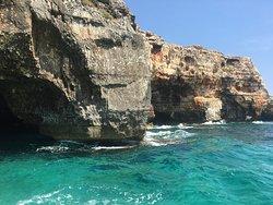 Grotte Marine Di Leuca