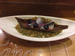 Ceviche sardina