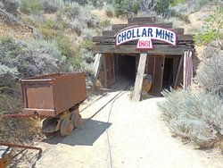 Chollar Mine Tour