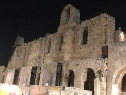 Athens visit