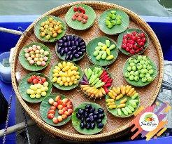 Fruit Fair Saigon