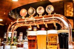 Grill & Pub The NICK STOCK Sanjo-Kawaramachi