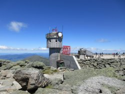 ‪Mount Washington Observatory Weather Discovery Center‬