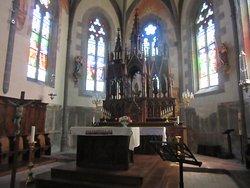 Eglise Saint-Mathieu de Salers