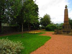 Milnathort War Memorial and Park