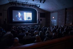 The Big Eddy Film Festival comes to the Tusten Theatre every September.