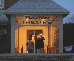 Welcome to the Tusten Theatre.