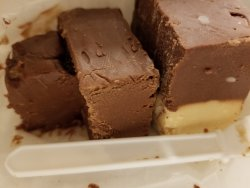 Blocks of Fudge