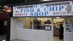 Robins Fish And Chip Shop