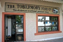 The Tobermory Fish Company