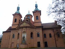Katedralni Chram Svateho Vavrince