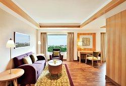 Newly Renovated Executive Premium Room Sitting Area