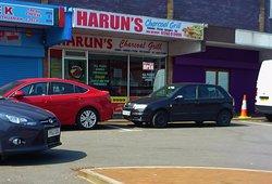 Harun's Charcoal Grill